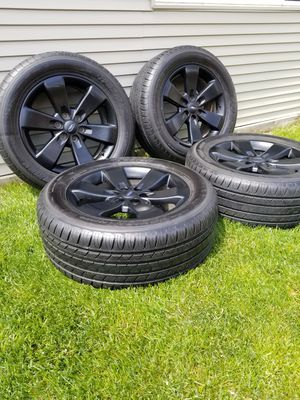 Ford F150 Wheels & Fuzion Tires for Sale in IND HEAD PARK, IL