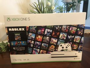 Brand New, Xbox one s bundle with Roblox, 1TB for Sale in Mesa, AZ