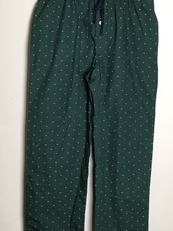 TOMMY HILFIGER ALL OVER PRINT MENS PYJAMA PANTS Size M New without tags for Sale in French Creek,  WV