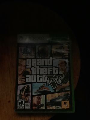 Grand Theft Auto 5 Xbox 360 for Sale in Yonkers, NY