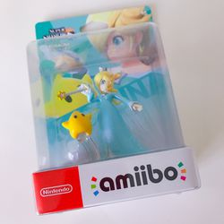 Super Smash Bros Rosalina Amiibo Figure for Sale in Federal Way,  WA
