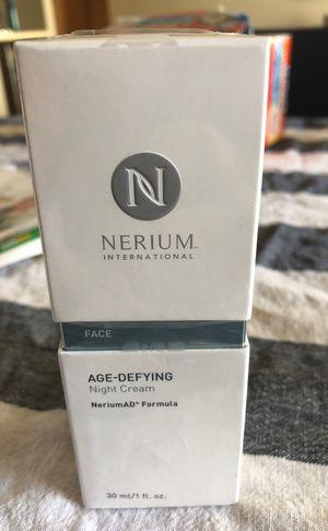Nerium ad night cream for Sale in Scottsdale, AZ