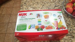 Nuke smoothie and baby food maker for Sale in Lancaster, CA