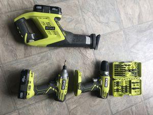 Drill, Saw and more RYOBI for Sale in Smyrna, TN