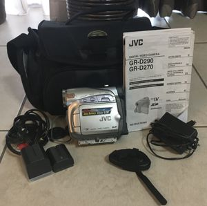 Digital video camera including all in the picture for Sale in Palm Bay, FL
