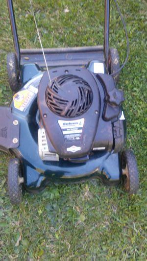 Bolens lawnmower 20 in cutting width for Sale in Winston-Salem, NC