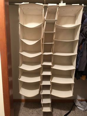 5 closet organizers (all for $20) for Sale in Erie, PA