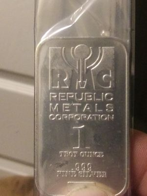 Silver bar & coins for Sale in Collinsville, IL