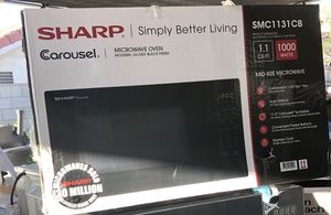 Sharp carousel microwave oven for Sale in Rialto, CA