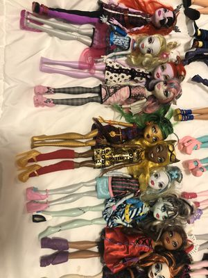 Monster High Dolls for Sale in Hudson, WI