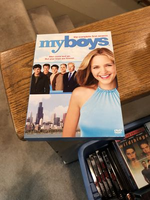 My Boys The Complete First Season DVD one 1 S1 Tv Series Box Set for Sale in Buena Park, CA