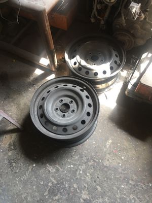 Scion xB steel wheels rims for Sale in Portland, OR