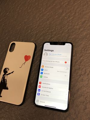 iPhone XS 256GB at&t (unlocked) for Sale in Arnold, MO