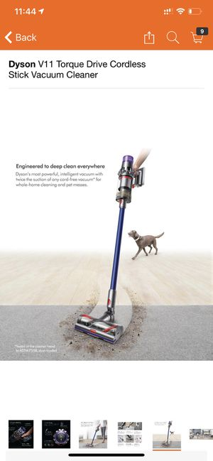 Dyson V11 Animal Cordless Stick Vacuum Cleaner for Sale in Garland, TX