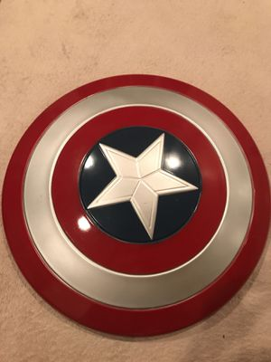 Capitán America shield plastic for Sale in Lake Worth, FL