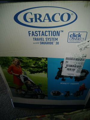 Graco Car seat and stoller for Sale in Raleigh, NC