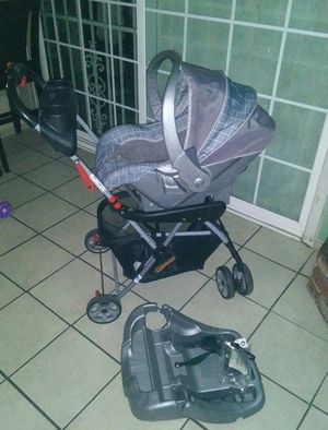 Baby Trend snap and go and Safety 1st car seat for Sale in Modesto, CA