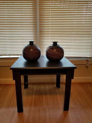 2 Purple Vases for Sale in Capitol Heights, MD