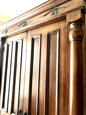 Beautifully Detailed Armoire for Sale in Kent, WA