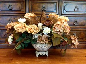 LARGE floral arrangement, luxury home decor for Sale in Westminster, CO