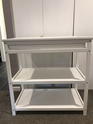 Changing table - great condition for Sale in Mill Creek, WA
