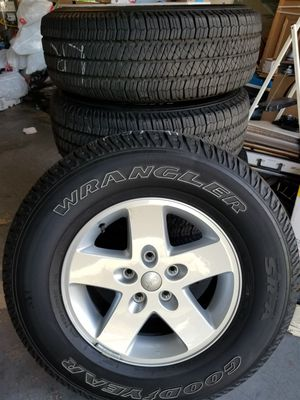 Wheels and tires for Sale in La Verne, CA