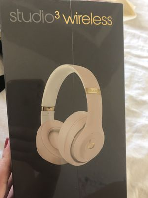 Beats studio3 wireless for Sale in Pflugerville, TX