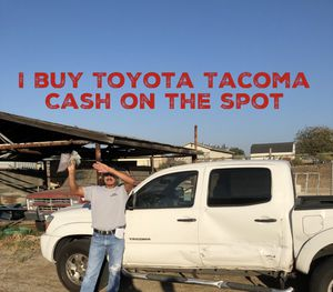 I buy Toyota Tacoma running are not for Sale in San Francisco, CA