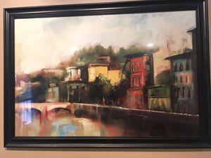 Medium size picture frame for Sale in Moline, IL