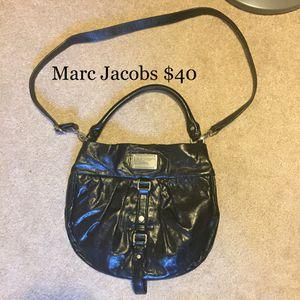 Marc Jacobs black bag for Sale in Woodbridge, VA