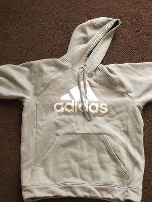 Light Gray Adidas hoodie for Sale in Detroit, MI