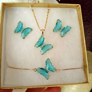 Gold Plated Butterfly Sets for Sale in Las Vegas, NV
