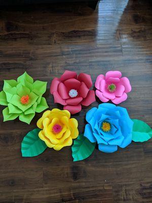 Paper flowers for Sale in La Mesa, CA