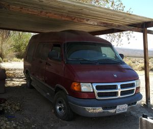 Dodge Ram van for Sale in Apple Valley, CA
