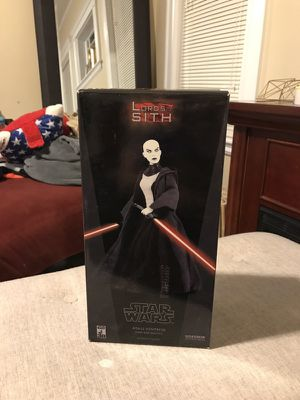 Star Wars lords of Sith Assajji Ventress Sith Lord new unopened sealed box and package for Sale in Medford, MA