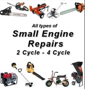 WE FIX AND BUY ANY SMALL ENGINE EQUIPMENT ANY CONDITION for Sale in Grand Rapids, MI