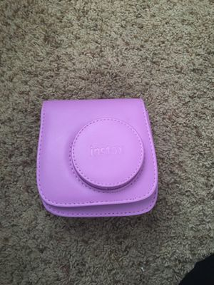 Instax camera lilac for Sale in Denver, CO