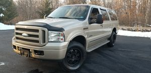 2005 Ford Excursion Limited 4x4 for Sale in Dulles, VA