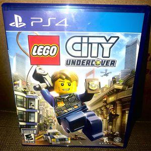 LEGO CITY PS4 for Sale in Azusa, CA