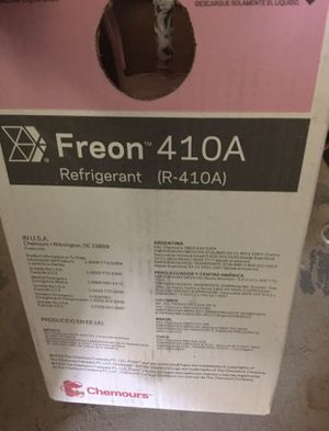 Brand new 410a Freon $50 must pickup ASAP for Sale in Phoenix, AZ