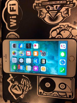Iphone 6s plus 64 g Verizon network for Sale in San Francisco, CA