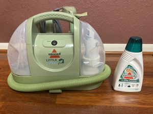 Bissell Little Green Carpet Cleaner for Sale in OLD RVR-WNFRE, TX