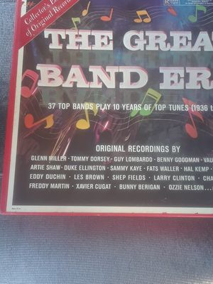 the great band era for Sale in DeFuniak Springs, FL