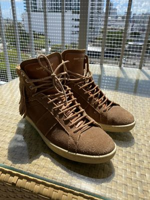 Yves Saint Laurent Men's Hightop Shoes for Sale in Miami, FL