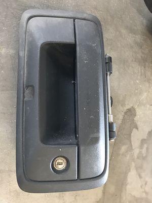 Rear Tailgate Handle Backup Camera Opt 2016-2019 Chevrolet Silverado GMC Sierra for Sale in Pomona, CA