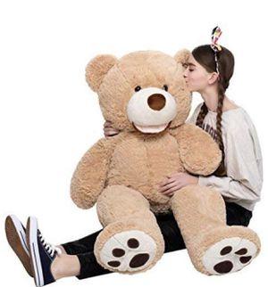 Teddy bear soft stuffed 51 inches for Sale in Huntington Park, CA