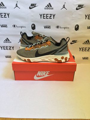 Nike React Element 55; Sizes: 9, 9.5, 10.5; (Shipping Available)! for Sale in Philadelphia, PA