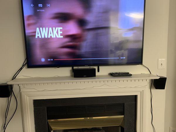 Tv and Surround Sound