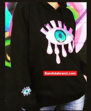 Pink Eye Custom Hoodie for Sale in Los Angeles, CA