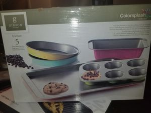 5 piece bakeware set for Sale in Monrovia, CA